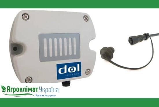 DOl-19 датчик для измерения диоксида углерода для ферм с коровами